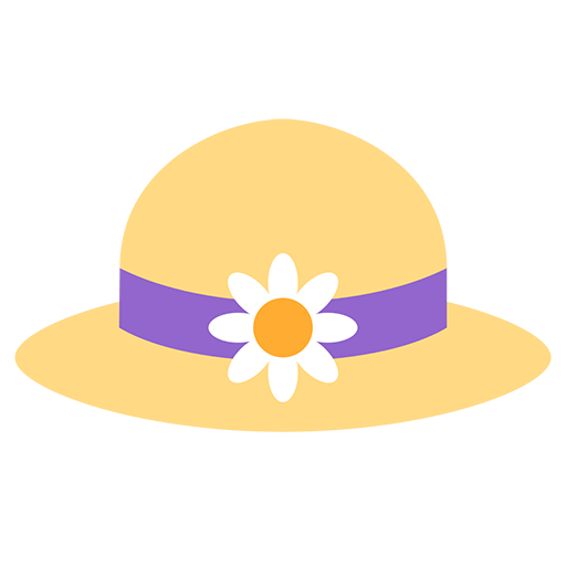 Womans Hat Emoji