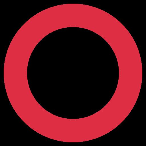 Heavy Large Circle