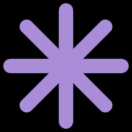 Eight Spoked Asterisk Emoji