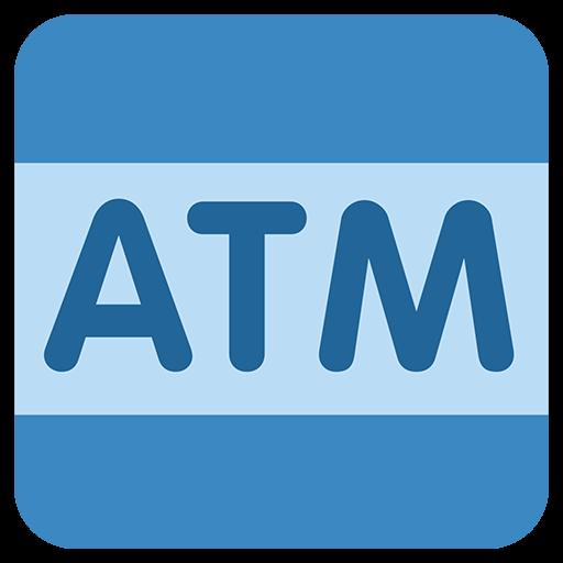 Automated Teller Machine Emoji