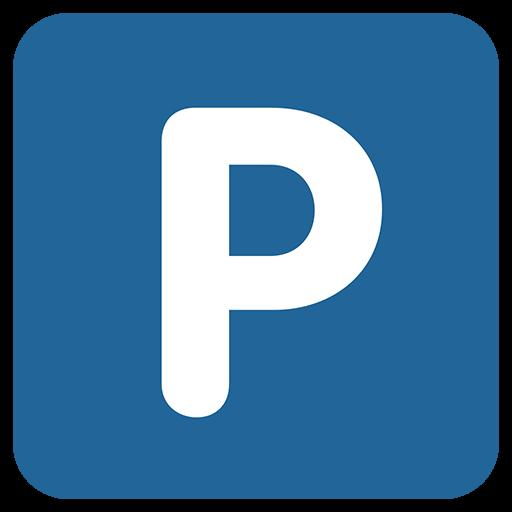 Negative Squared Latin Capital Letter P Emoji