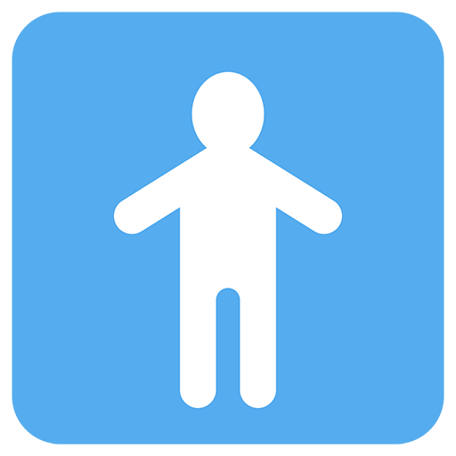 Mens Symbol Emoji