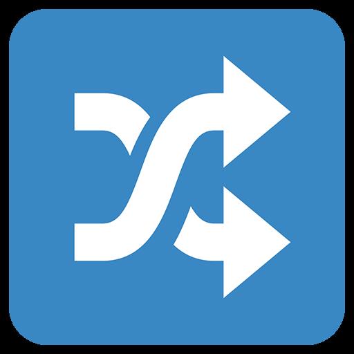 Twisted Rightwards Arrows Emoji