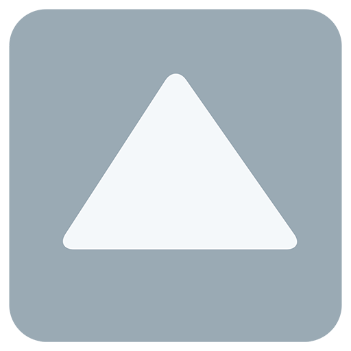 Up-Pointing Small Red Triangle