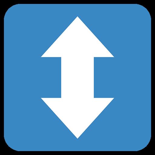 Up Down Arrow Emoji