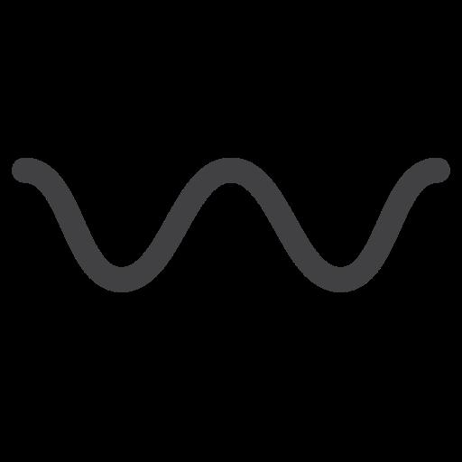 Wavy Dash Emoji