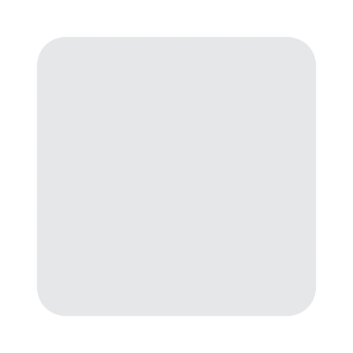 White Medium Square Emoji