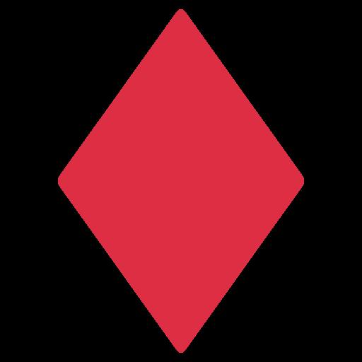 Black Diamond Suit Emoji