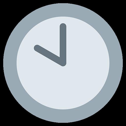 Clock Face Ten Oclock Emoji