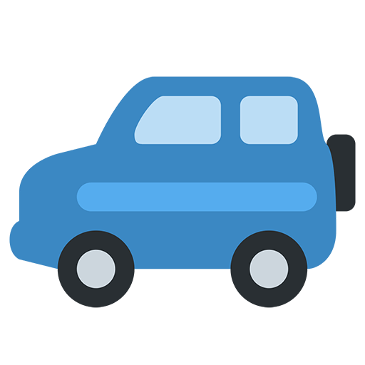 Recreational Vehicle Emoji