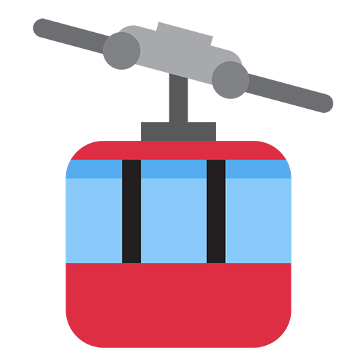 Aerial Tramway Emoji