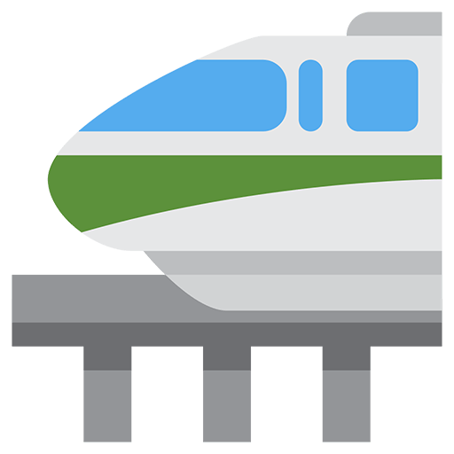 Monorail Emoji