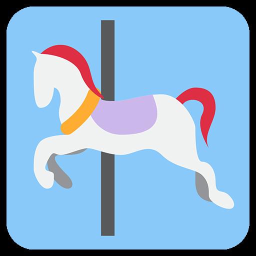 Carousel Horse Emoji